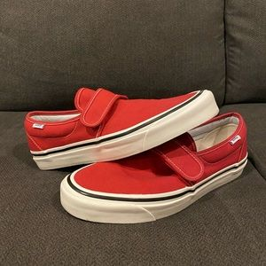 Vans LX strap Fear Of God style